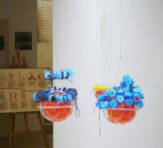 Exposición Personal Casa de Cultura 2010 - Zizur Mayor (España) - Giovanna Bittante Design