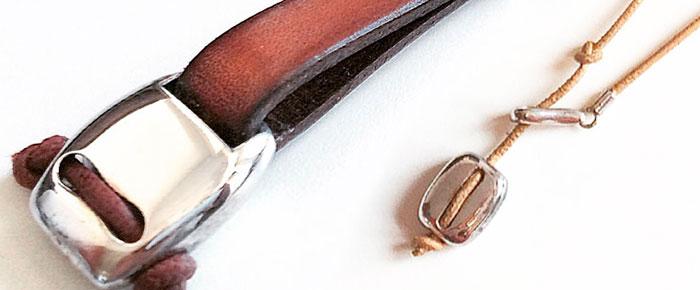 Cuero y piel - Giovanna Bittante Design - Materiales