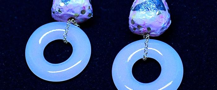 Cristal luminiscente - Colección Terre - Giovanna Bittante Design -Materiales