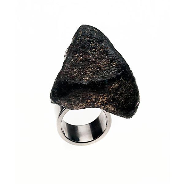 Anillo Meteorite #2