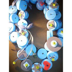 Collar PET - Colección Plasti&Co - Giovanna Bittante Design