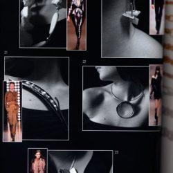 WHITE exposición Gioiello Dentro 2010 (Italia) - Giovanna Bittante Design